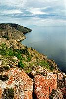 Озеро Байкал (71kb)