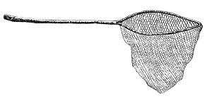 как сделать сак для ловли рыбы