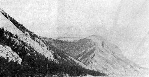 Восточный берег острова Ольхона.